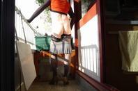 Dimanche au balcon