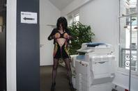 Au bureau 1