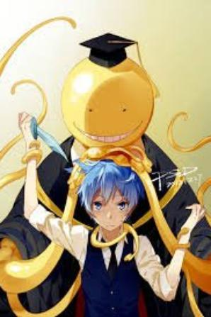 ASSASSINATION CLASSROOM ! *--*