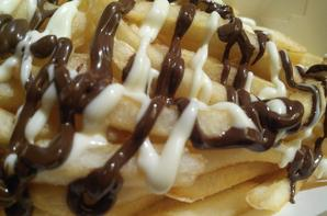 Dégustation #6 : Frites & Chocolat ?!