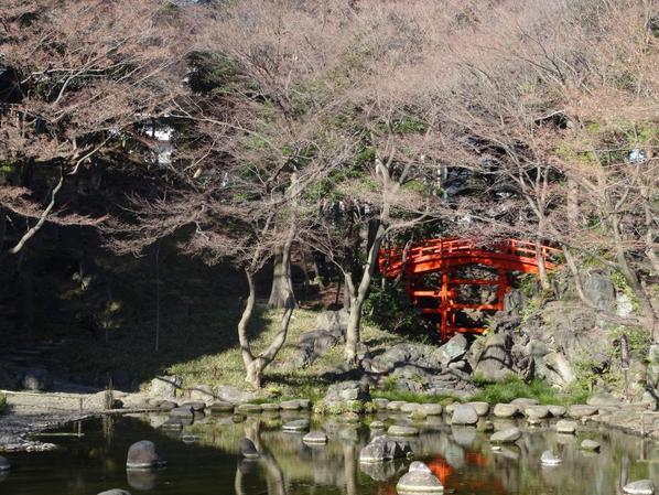 Koishikawa Kôrakuen Garden & Coucher de soleil [10/02/2016]