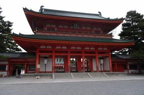 KYOTO & ses temples #6 : le sanctuaire Heian (平安神宮)