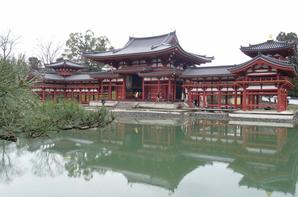 KYOTO & ses temples #7 : le Byôdô-in (平等院)
