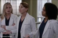 "GREY'S ANATOMY 13x15 ""Civil War"""