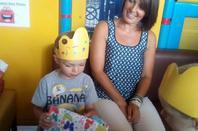 joyeux anniversaire loic ! ( 4 ans )