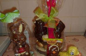 Joyeuses Pâques à tous! ;)