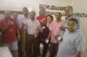 VISITA DA CDU Á ASSOCIAÇÃO AFRICANA -16 DE JUNHO 2013