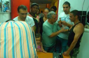 FESTAS DA ZONA 4 . DIAS 27, 28, 29,30 DE JUNHO -UM BALANÇO POSITIVO