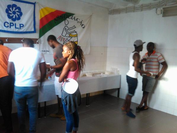 dia 14-zona 4 festa de jovens angolanos
