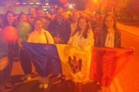 24 de Abril 2015-desfile de Santa Maria- Associação Miorita