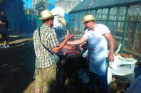 DIA 31 DE MAIO.DE 2015 -A COMUNIDADE MOLDAVA DO BARREIRO
