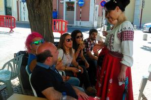 IMAGENS DO FESTIVAL DE ENCONTRIOS DE 2015 RALIZADA NO LARGO DE SANTA CRUZ
