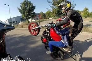 """My life se resume en deux mots """"la moto"""" [Partie 2]"""