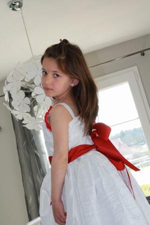 robe de demoiselle dhonneur