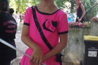 Festival de majorettes à Dieupentale