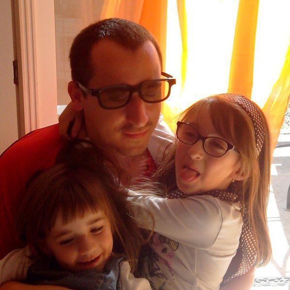mes fille et mon frère que j'aime