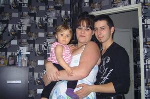 moi ;ma fille et mon homme