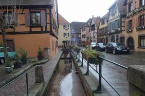 vacances noel Alsace