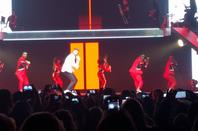 Red Tour Limoges 9 oct partie 1