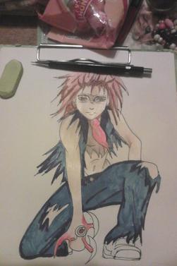 Shinichi Izumi version fille