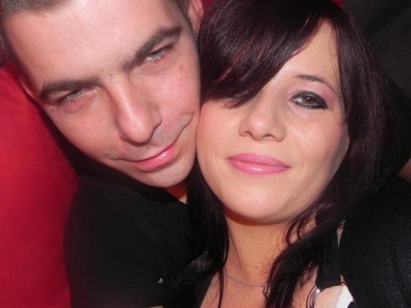 moi et mon mari !