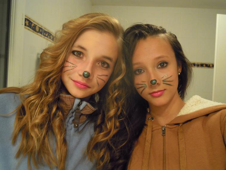 Ilona et Manon .. <3 <3