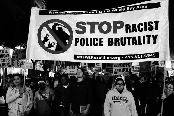 Des escadrons de la mort au seins de la police aux USA et l'effondrement de la démocratie en Amérique