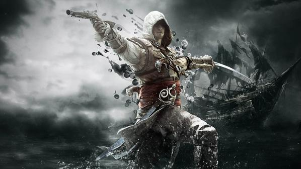 Assassans'creed Black Flag