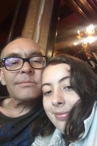 Un Week-end avec ma jeune fille Angelina