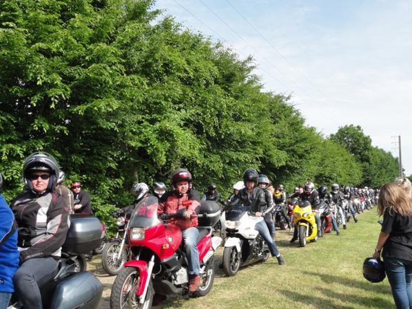 Fête de la Moto à La Neuville en Hez