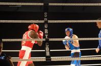 Boxe à Pont Ste Maxence.  Salle La Salamandre