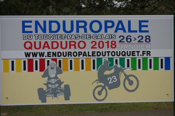 Le Touquet, Enduro Vintage 2018