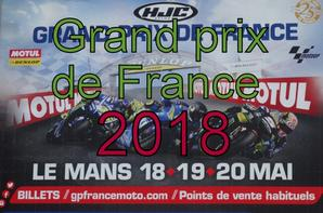 Grand Prix de France Moto 2018