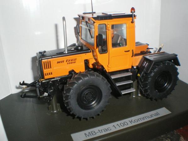 MB TRAC 1100 COMMUNAL