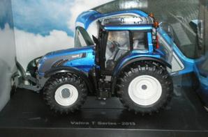 VALTRA T BLUE 1er ET 2em version