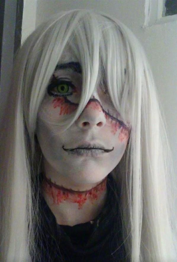 cosplay undertaker :-)