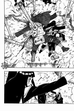 NARUTO SHIPPUDEN  ''NARUHINA'' best moments pendant la 4eme grande guerre ninja