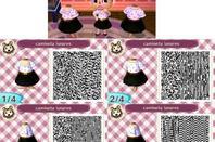 QR codes robes :)