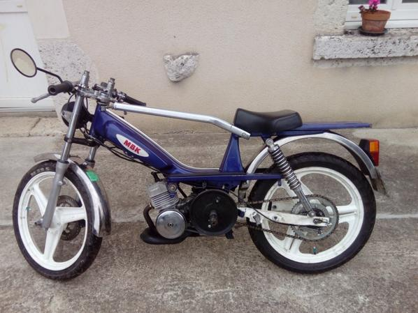 Nouvelle MBK 51