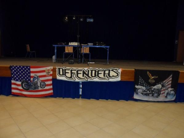 Soirée couscous MC DEFENDERS du 2 novembre 2013!