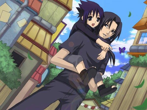 Itashi x sasuke