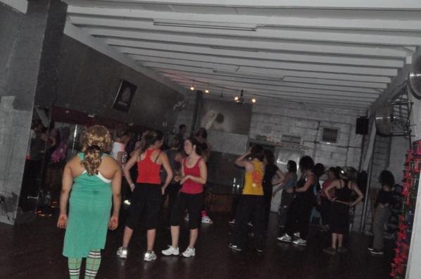 Zumba Danse latino