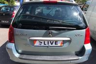 Peugeot 307 1.6 HDi FAP SW Sport