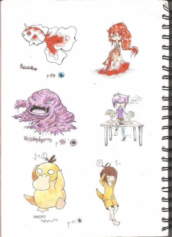 Pokemon >> Chibi!