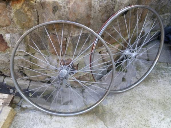 polissage des roues