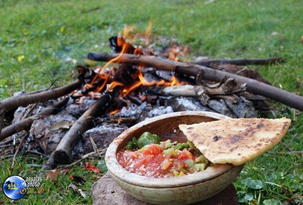 Les plat de tradition de l'Algérie est de la kabylé