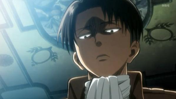 Mélodie X Shinobu avec la réaction de Levi : un meurtre !!!