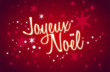 Joyeux Noël et bonne Année !!!