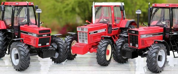 CASE IH 1455 XL family