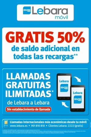 Lebara + (34) 672820928